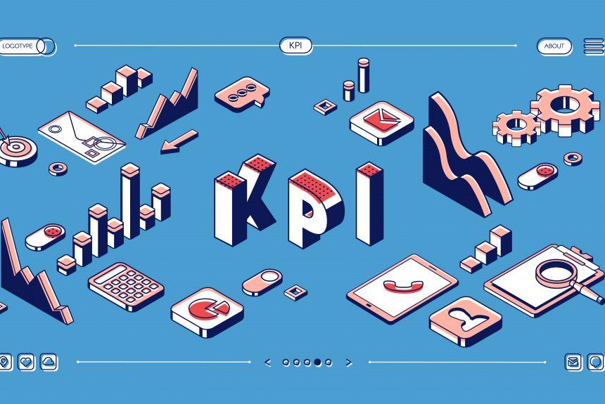 Como um KPI pode ser utilizado em uma gerência de dados?